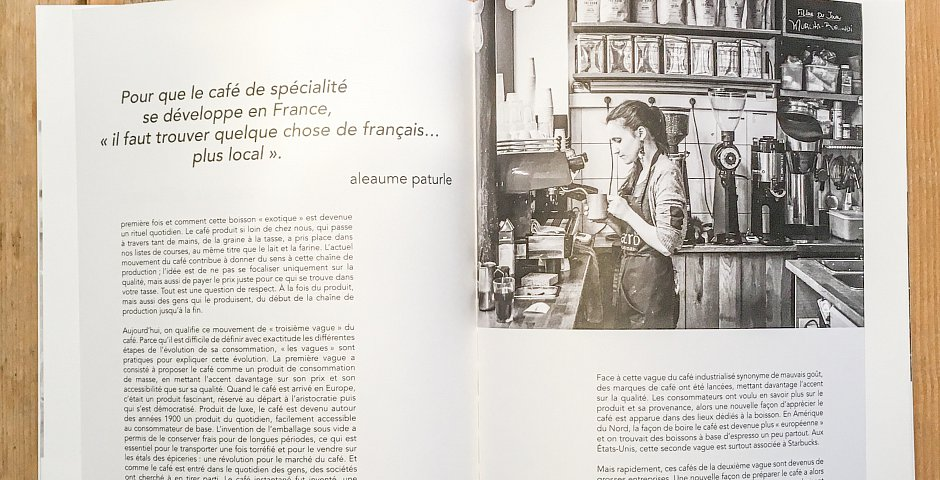 Koffie Boek La Revolution du Cafe a Paris (4)