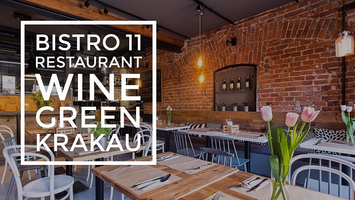 Restaurants Krakau Bistro 11